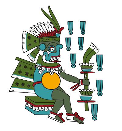 Los 15 Dioses Aztecas Principales
