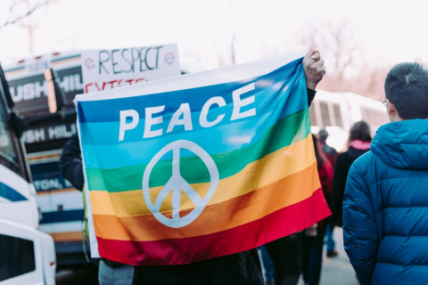 Frases sobre la paz