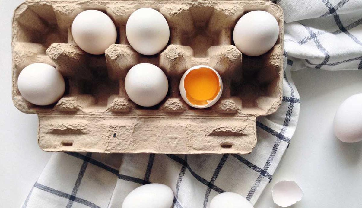 Metionina- Huevos