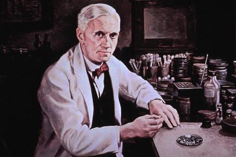 Alexander Fleming, biografía