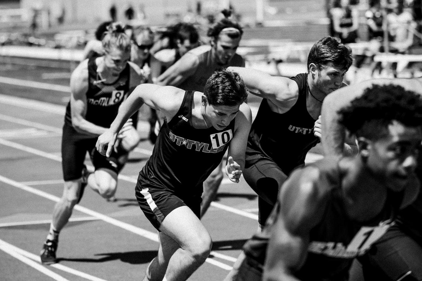 Motivación atletismo