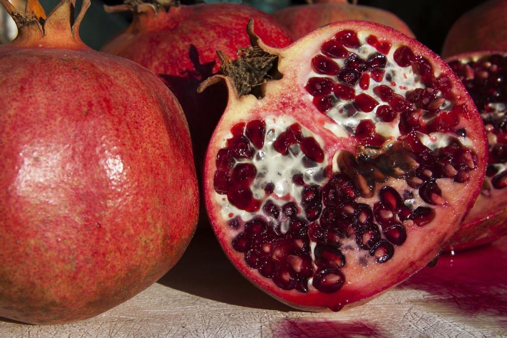 Granada: 12 propiedades y beneficios de esta fruta