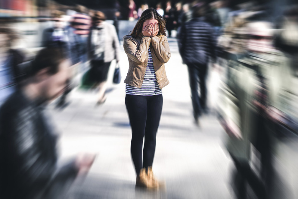 Diferencias agorafobia fobia social