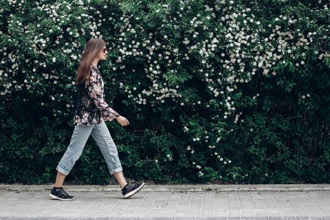 Caminar adelgaza