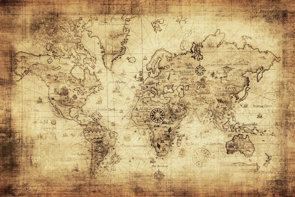 Tipos mapas