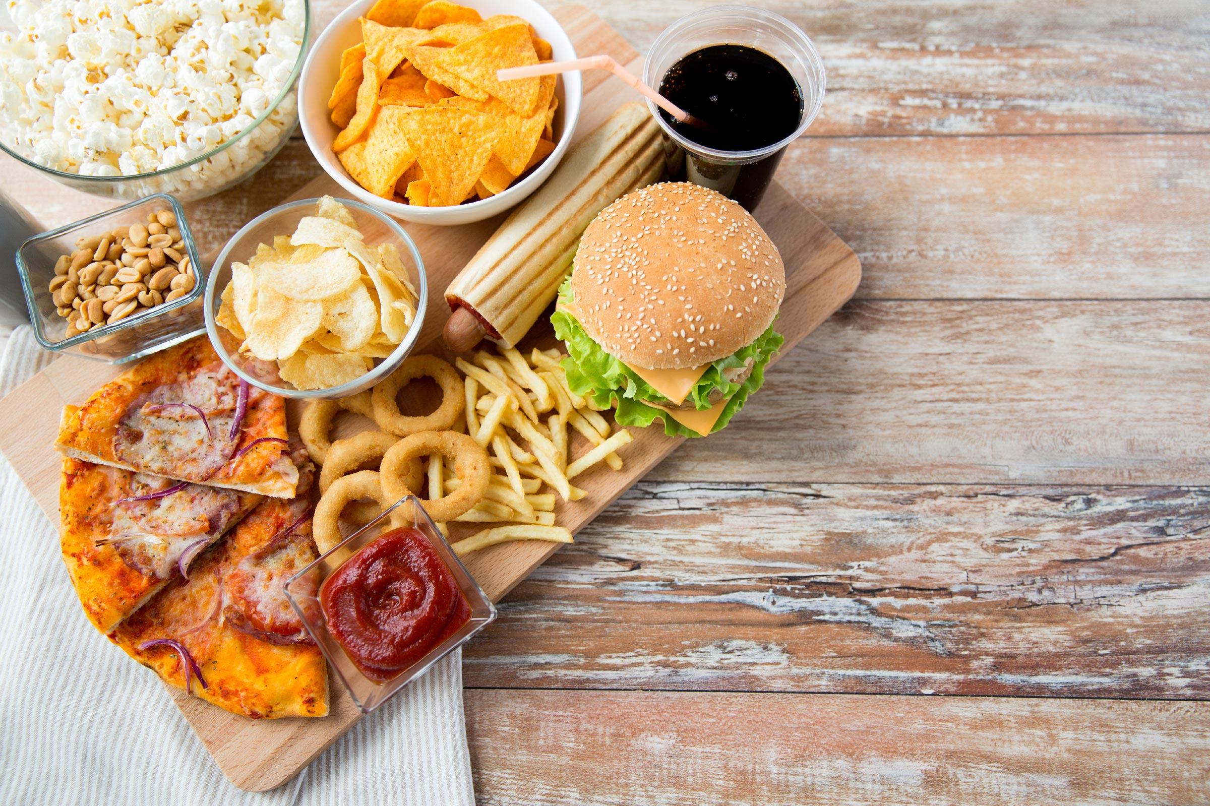 Hábitos poco saludables
