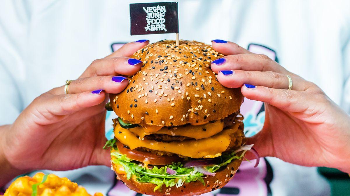 Veganos Junk Food