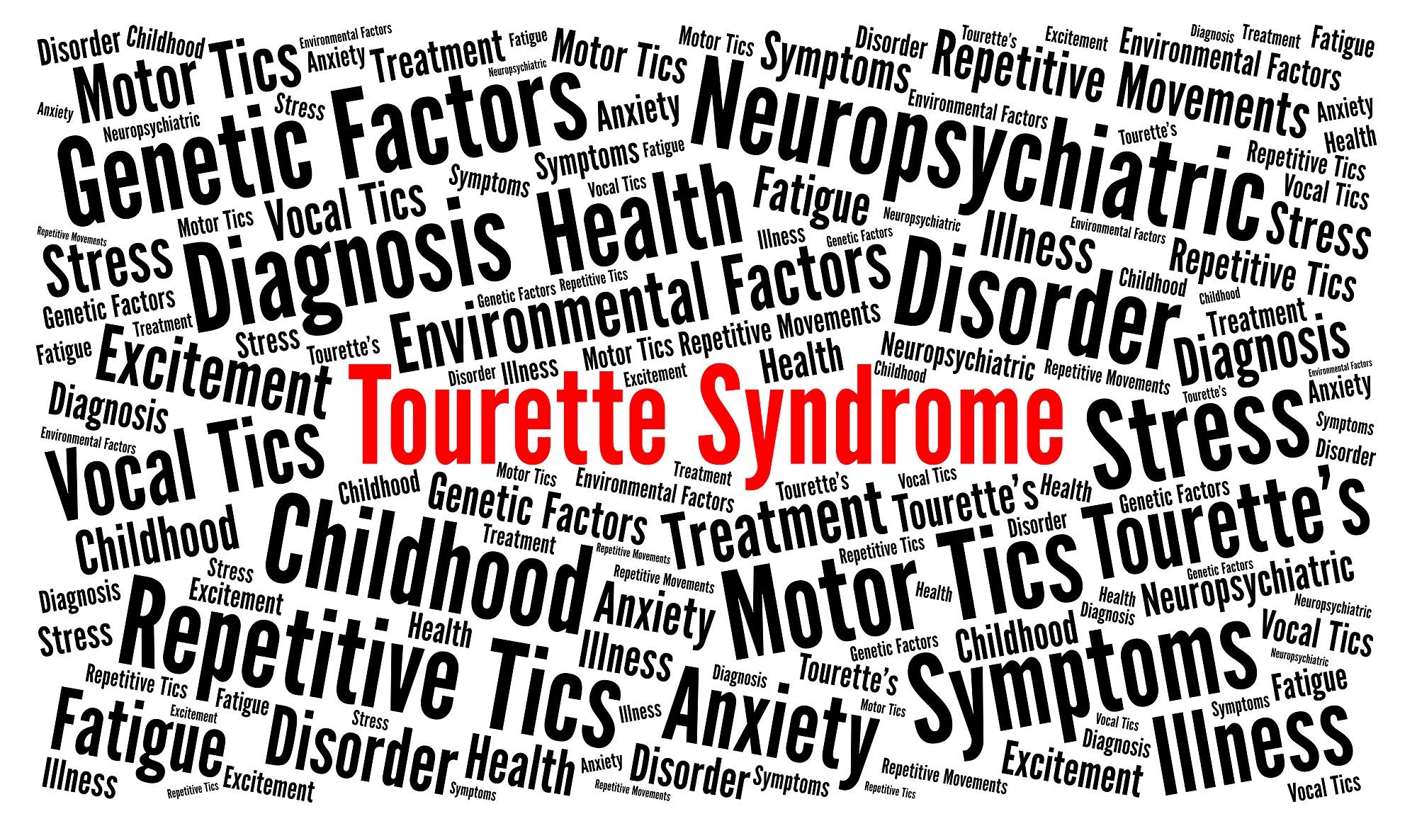 Progresión síndrome Tourette