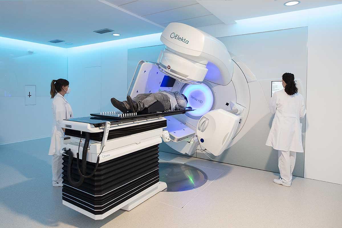 Radioterapia estereotáxica