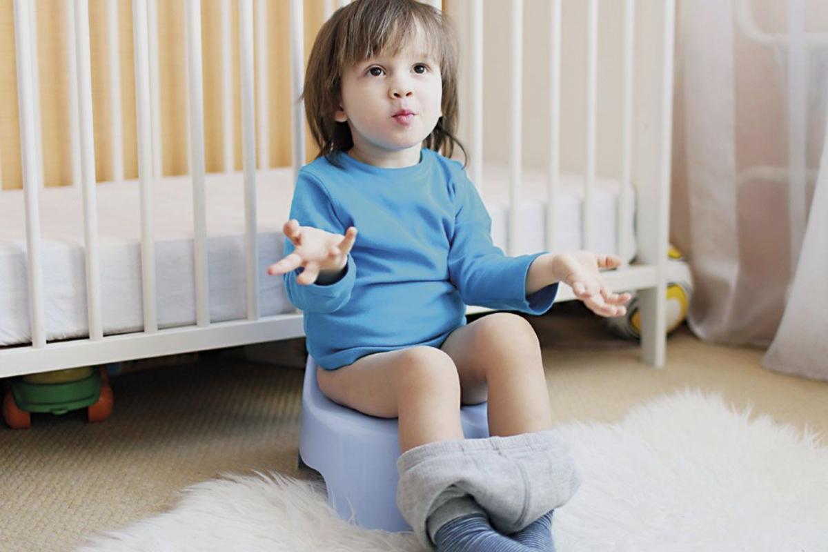 Control esfínteres niños