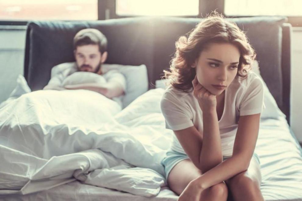 Falta deseo sexual consecuencia fatiga estrés