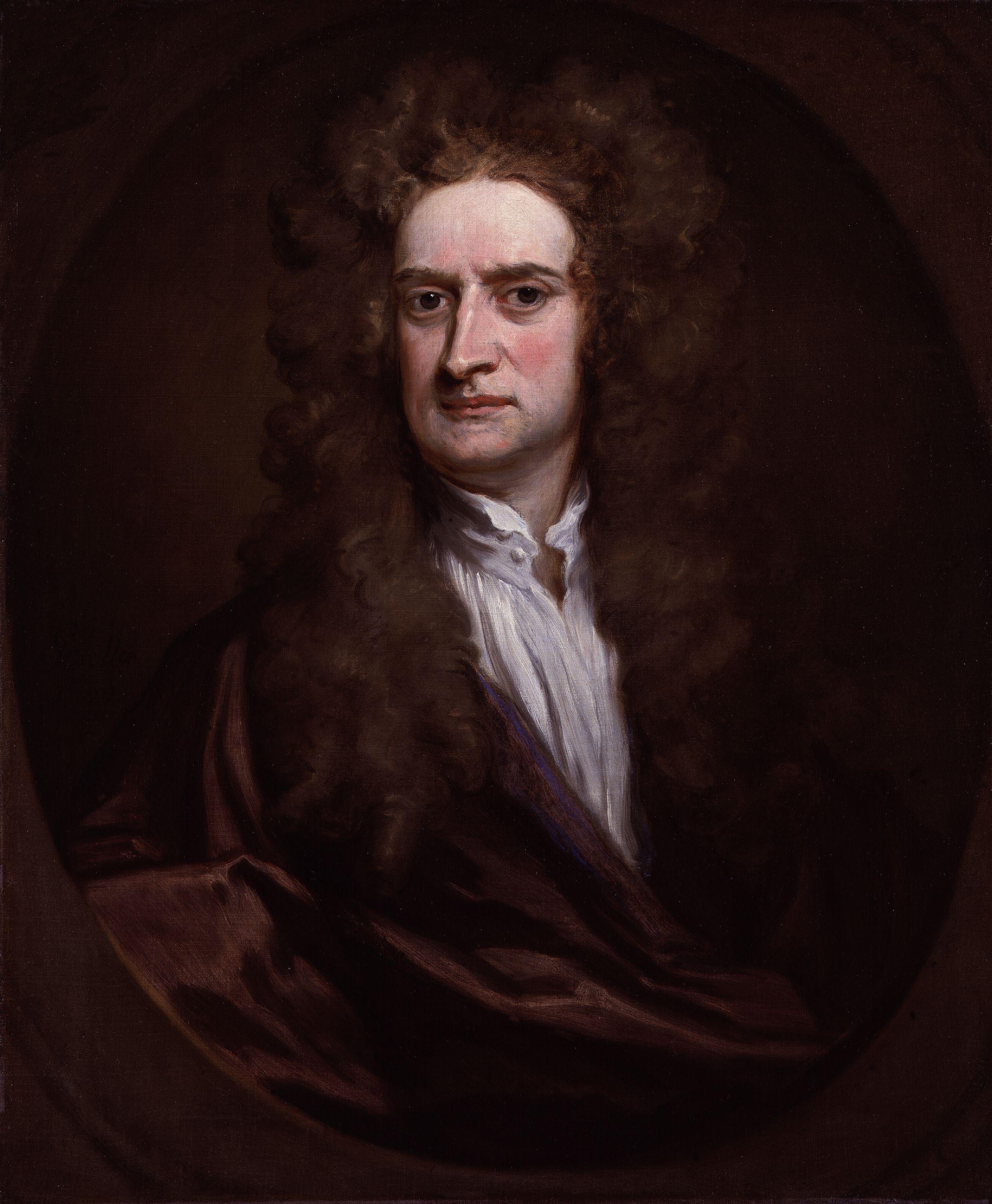 Isaac Newton biografía