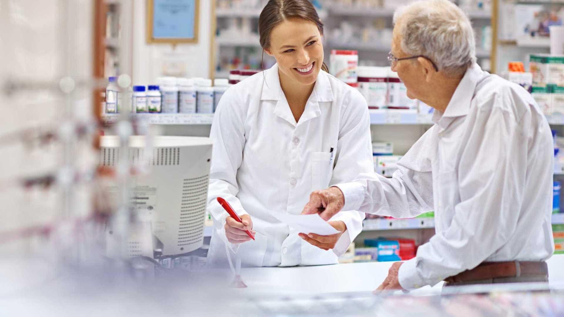 Receta médica farmacia