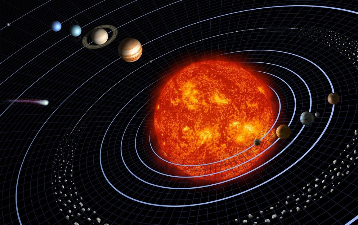 Los 8 Planetas Del Sistema Solar Y Sus Características