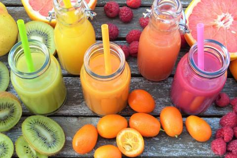 Bebidas más saludables