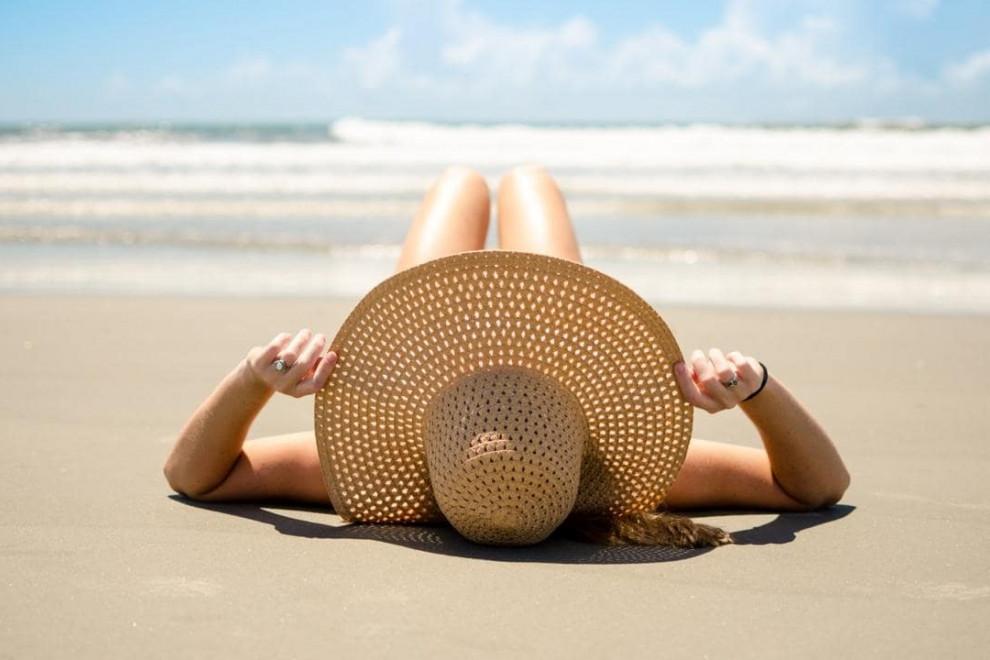 Cómo aclarar piel quemada sol