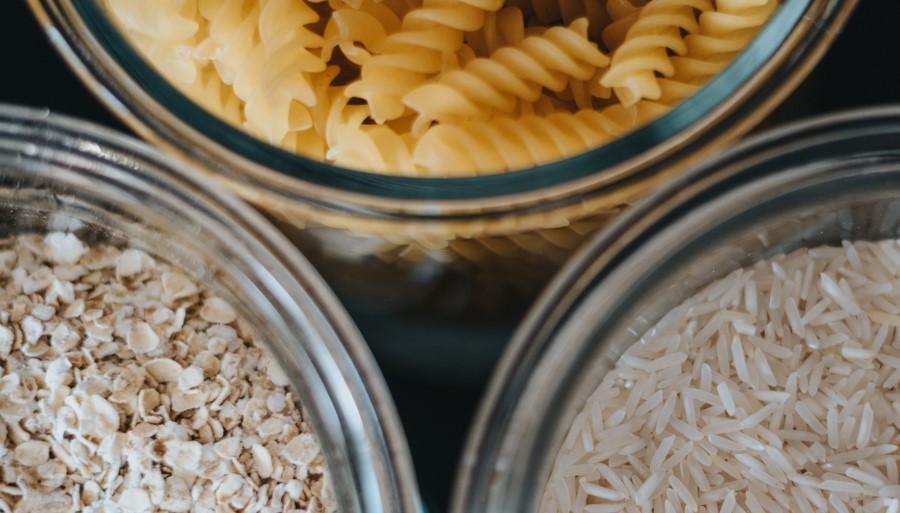 Almidón de cereales