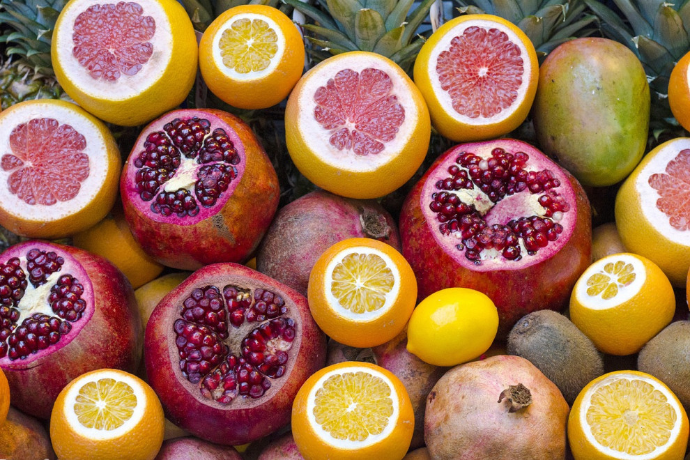 L.as 10 frutas que no deben guardarse en la nevera