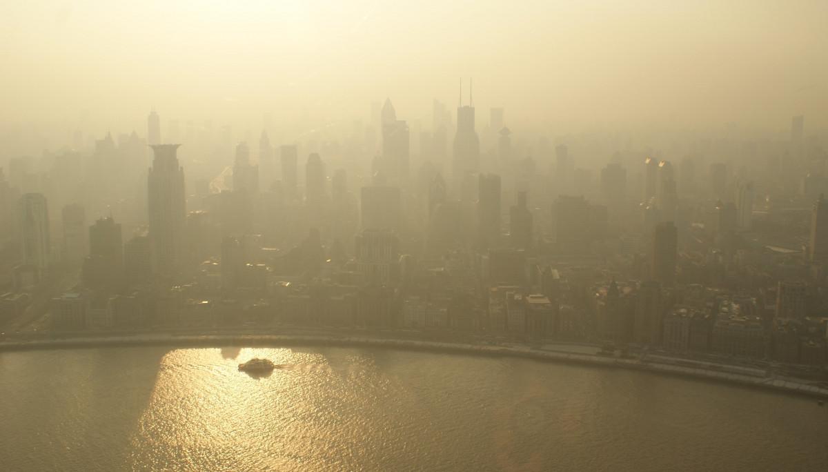 Contaminación aérea