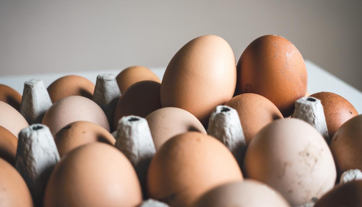 Huevos para subir la tensión