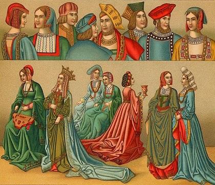 Burguesía medieval
